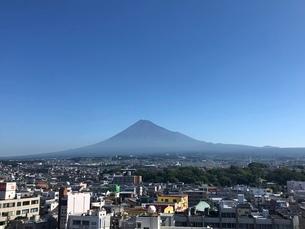 富士山の写真素材 [FYI03160396]