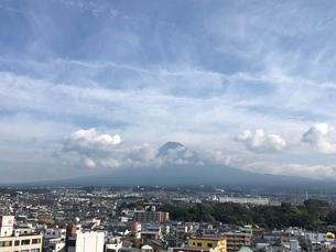 富士山の写真素材 [FYI03160423]