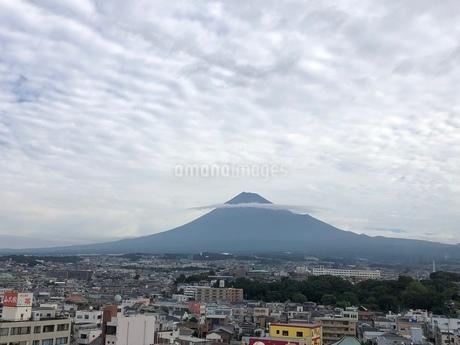 富士山の写真素材 [FYI03160424]