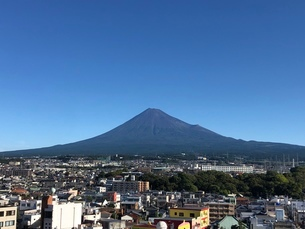 富士山の写真素材 [FYI03160434]