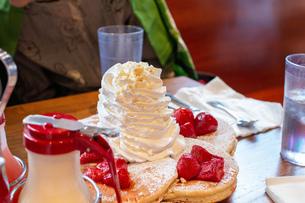 パンケーキの写真素材 [FYI03160917]