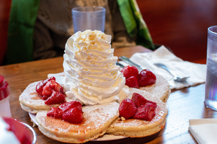 パンケーキの写真素材 [FYI03160919]
