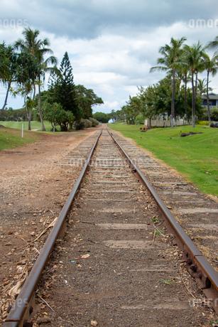 線路の写真素材 [FYI03160924]
