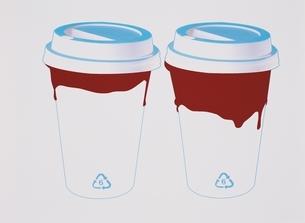 ドリンクカップのイラスト素材 [FYI03162956]