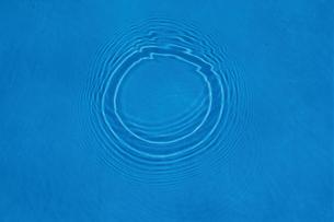 アブストラクト(青)の写真素材 [FYI03163285]