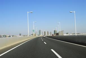 首都高速道路の写真素材 [FYI03163517]