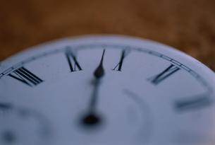 時計の部品の写真素材 [FYI03163963]