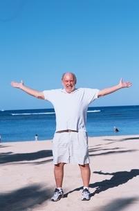 外国人の老人男性の写真素材 [FYI03166126]