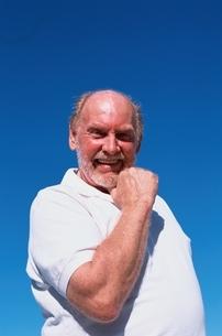 外国人の老人男性の写真素材 [FYI03166132]