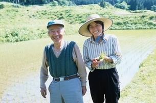 日本人の中高年夫婦の写真素材 [FYI03166179]