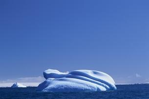 氷山の写真素材 [FYI03166551]