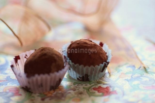 チョコレートの写真素材 [FYI03168105]