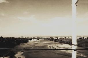 長良川と空の写真素材 [FYI03169166]