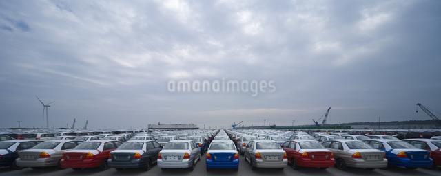 新車の写真素材 [FYI03170658]