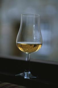 ウイスキー入りのグラスの写真素材 [FYI03171175]