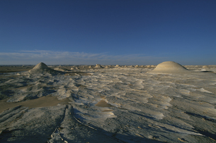 砂漠の砂山の写真素材 [FYI03171178]
