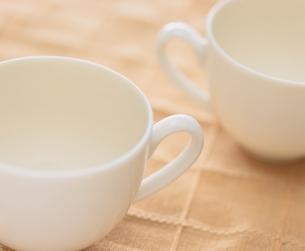 コーヒーカップの写真素材 [FYI03171222]