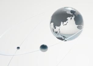 地球儀の写真素材 [FYI03171288]