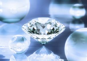 ダイヤモンドの写真素材 [FYI03171295]