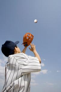 野球少年の写真素材 [FYI03171527]