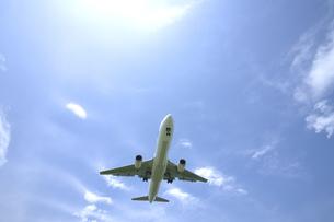 旅客機の写真素材 [FYI03171550]