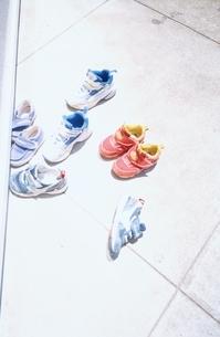 運動靴の写真素材 [FYI03172027]