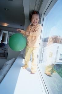 日本人の女の子の写真素材 [FYI03172038]