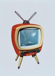 テレビ CGのイラスト素材 [FYI03172052]
