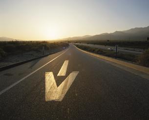 道路の写真素材 [FYI03172144]