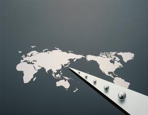 世界地図のイメージの写真素材 [FYI03172166]