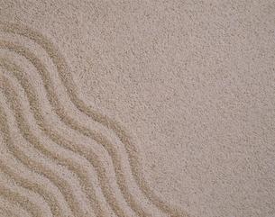 和風パターン/砂の写真素材 [FYI03172173]