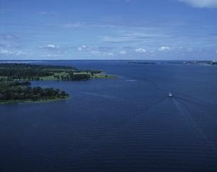 ネグロ河 アマゾン ブラジルの写真素材 [FYI03172408]