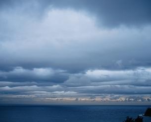 曇り空の写真素材 [FYI03172534]