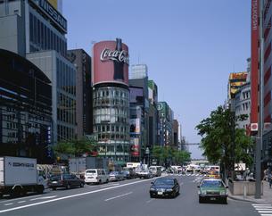 銀座四丁目 東京都の写真素材 [FYI03172659]