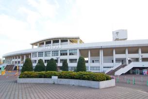 仙台市陸上競技場の写真素材 [FYI03173265]