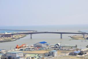 石巻・震災から一年の写真素材 [FYI03173616]