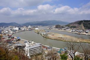 石巻・震災から一年の写真素材 [FYI03173618]