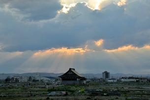 名取市・震災から一年の写真素材 [FYI03173636]