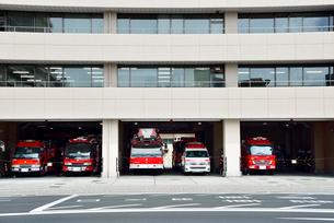 仙台消防署の写真素材 [FYI03174764]