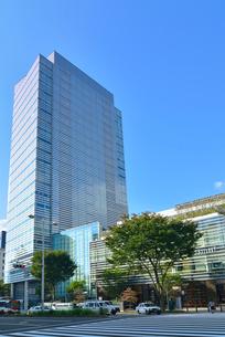 仙台藤崎とみずほ銀行の写真素材 [FYI03174937]