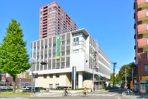 仙台中央警察署の写真素材 [FYI03174942]