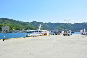女川港の写真素材 [FYI03175093]