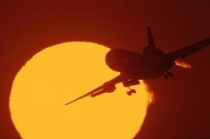 飛行機の写真素材 [FYI03175114]