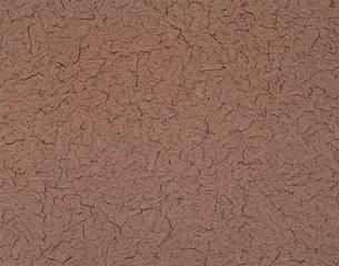 土壁(茶色)の写真素材 [FYI03175383]