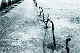 港の駐車場の写真素材 [FYI03176429]