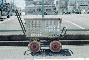 農作業用手押し車の写真素材 [FYI03176638]