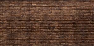 レンガの壁の写真素材 [FYI03177018]
