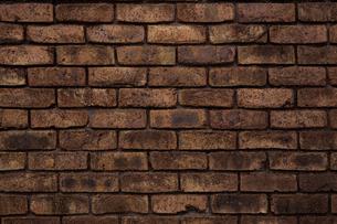 レンガの壁の写真素材 [FYI03177021]