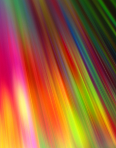 虹色の光の写真素材 [FYI03177103]