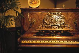 ピアノの写真素材 [FYI03177452]